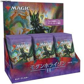 【予約発売日発送】[BOX][TCG]MTG マジック:ザ・ギャザリング モダンホライゾン2(Modern Horizons 2) セット・ブースター(日本語版)(30パック)(20210611)