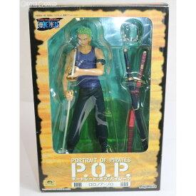 【中古】[未開封][FIG]エクセレントモデル Portrait.Of.Pirates P.O.P ロロノア・ゾロ ONE PIECE(ワンピース) 1/8 完成品 フィギュア メガハウス(20040430)