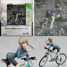 【中古】[FIG]阿万音 鈴羽&マウンテンバイク(あまねすずは&Mountain Bike) STEINS;GATE 1/8完成品フィギュア アルター(20131130)
