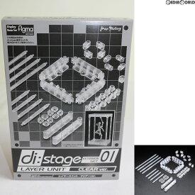 【中古】[未開封][FIG]di:stage(ディステージ) 拡張(エクステンション)セット01 レイヤーユニット クリアver. フィギュア用アクセサリ マックスファクトリー(20091001)