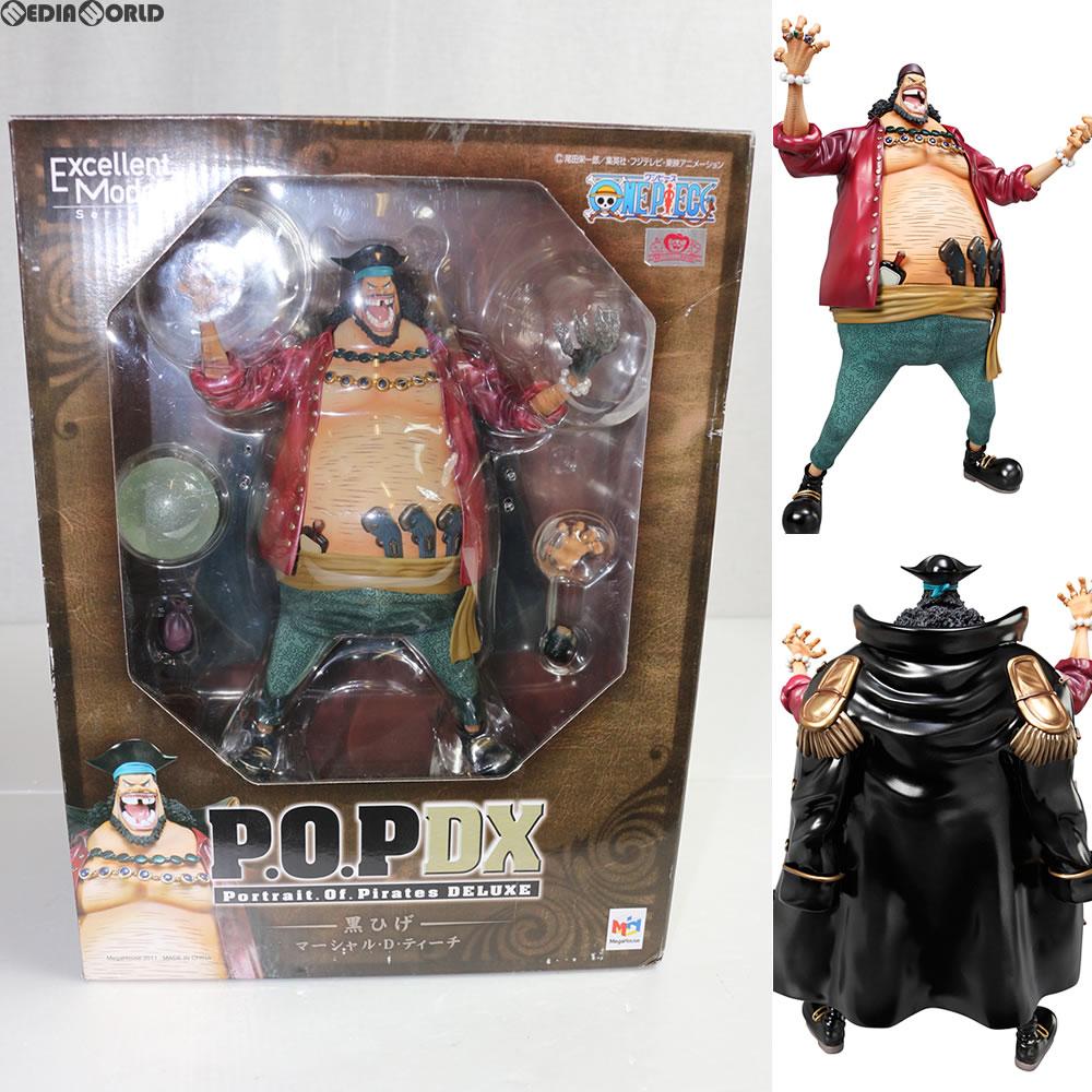 【中古】[FIG]Portrait.Of.Pirates P.O.P NEO-DX 黒ひげ マーシャル・D・ティーチ ONE PIECE(ワンピース) 完成品フィギュア メガハウス(20110228)