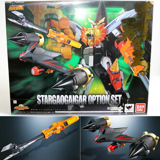 [TOY] soul Web shopping limited chogokin soul star gaogaigar option set the brave King gaogaigar completed toy Bandai (20160426)