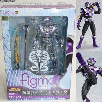 [FIG] figma (フィグマ) SP-023 Kamen Rider strike Kamen Rider dragon knight finished product figure skating MAX FACTORY (20110330)