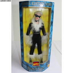 [FIG]SPECIAL EDITION SERIES Black Cat(黑頁岩)Spider-Man(蜘蛛俠)成品花式滑水(48608)ToyBiz(玩具商業)(19981231)