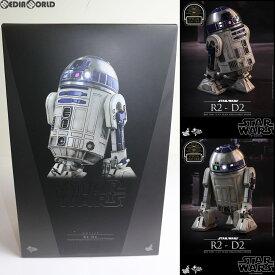 【中古】[FIG]ムービー・マスターピース R2-D2 STAR WARS(スター・ウォーズ)/フォースの覚醒 1/6スケールフィギュア(MM#408) ホットトイズ(20180131)