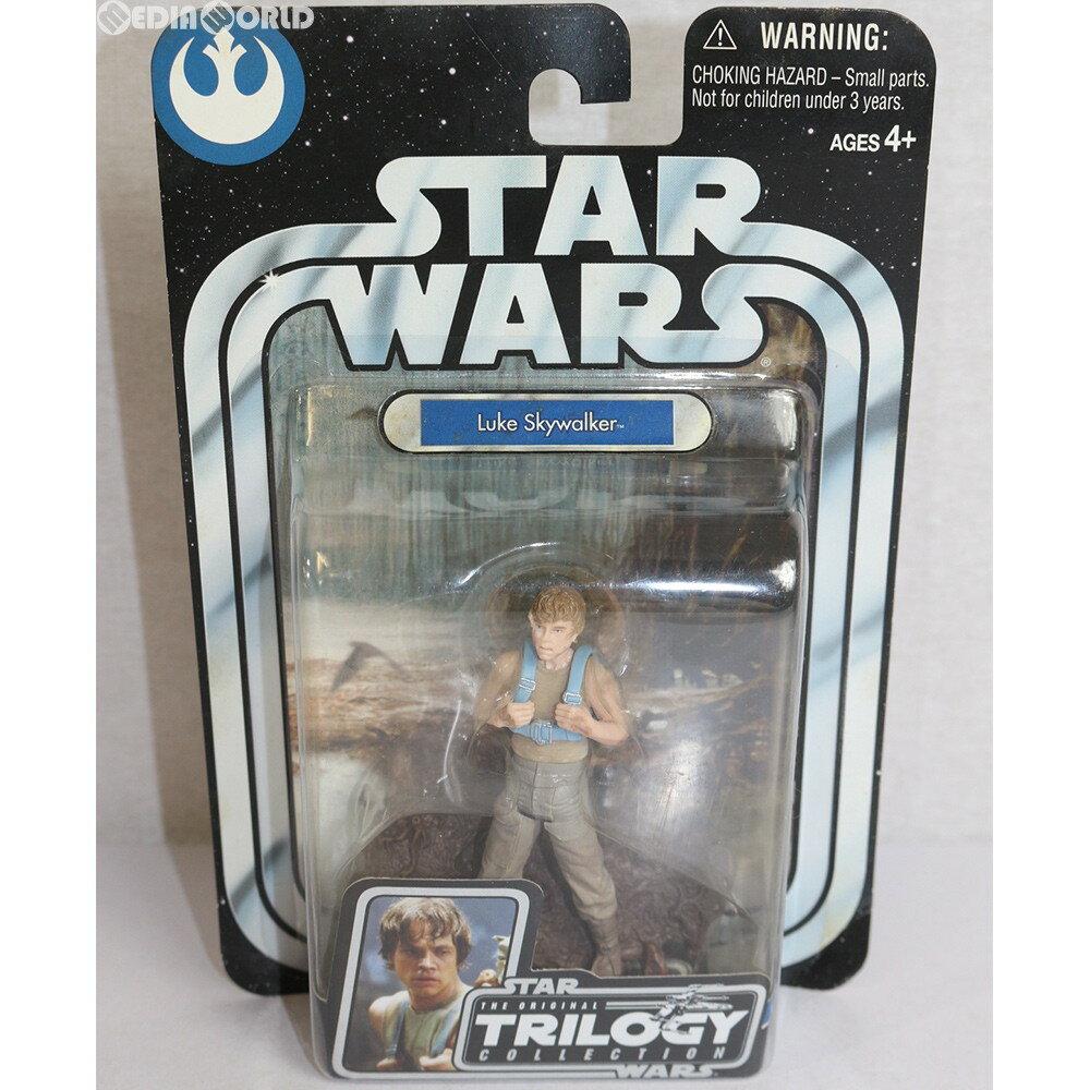 【中古】[FIG]The Original Trilogy Collection Luke Skywalker(ルーク・スカイウォーカー) STAR WARS(スター・ウォーズ) エピソード5/帝国の逆襲 完成品 可動フィギュア(84778) ハズブロ(20041231)