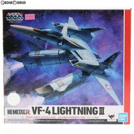 【中古】[未開封][FIG]HI-METAL R VF-4 ライトニングIII 超時空要塞マクロス Flash Back 2012 完成品 可動フィギュア バンダイスピリッツ(20190322)