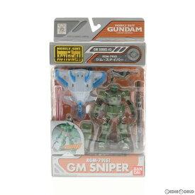 【中古】[FIG]MS IN ACTION!!(モビルスーツ・イン・アクション) GM SERIES #3 RGM-79[G] ジムスナイパー 機動戦士ガンダム 第08MS小隊 完成品 可動フィギュア バンダイ(20030718)