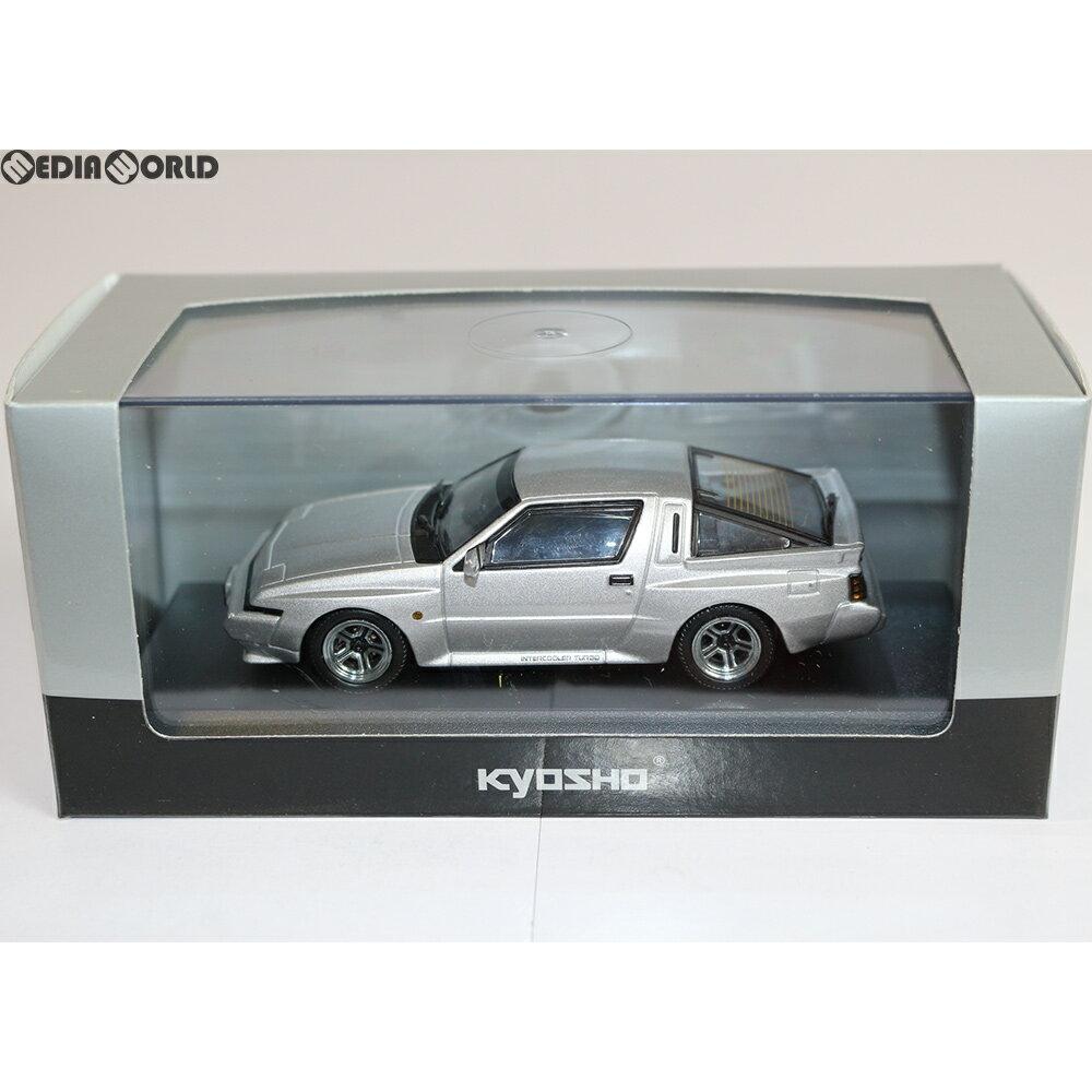 【中古】[FIG]1/43 三菱 スタリオン GSR-VR(シルバー) 完成品 ミニカー(K03712S) 京商(20070430)