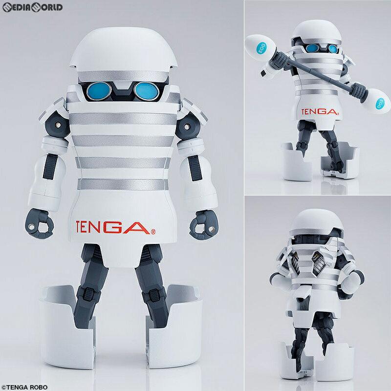 【予約安心発送】[FIG]TENGAロボ(テンガロボ) SOFT(ソフト) TENGA☆ロボ 完成品 可動フィギュア グッドスマイルカンパニー(2019年5月)
