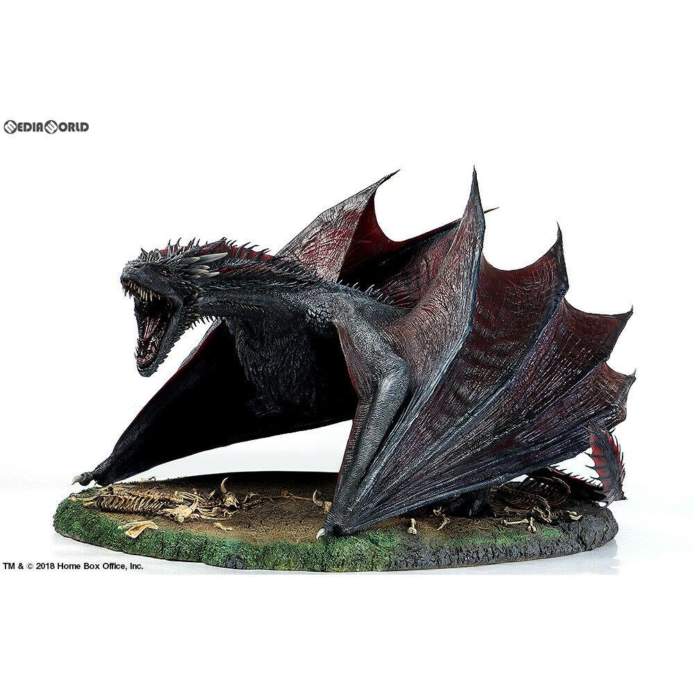 【予約安心発送】[FIG]DROGON(ドロゴン) Game of Thrones(ゲーム・オブ・スローンズ) 1/6 完成品 フィギュア threezero(スリーゼロ)(2019年8月)