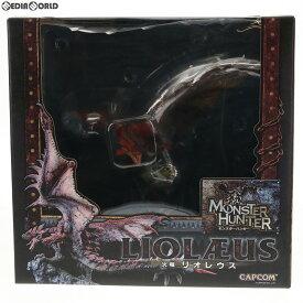 【中古】[FIG]カプコンフィギュアビルダー クリエイターズモデル 火竜 リオレウス モンスターハンター 完成品 フィギュア カプコン(20101129)
