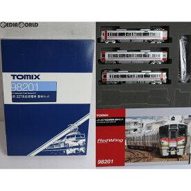 【新品】【お取り寄せ】[RWM]98201 227系近郊電車基本セット(3両) Nゲージ 鉄道模型 TOMIX(トミックス)(20191129)