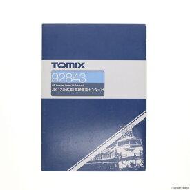 【新品】【O倉庫】[RWM](再販)92843 JR 12系客車(高崎車両センター)セット(7両) Nゲージ 鉄道模型 TOMIX(トミックス)(20200321)