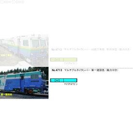 【新品】【お取り寄せ】[RWM]4713 マルチプルタイタンパー 第一建設色(動力付き) Nゲージ 鉄道模型 GREENMAX(グリーンマックス)(20180128)