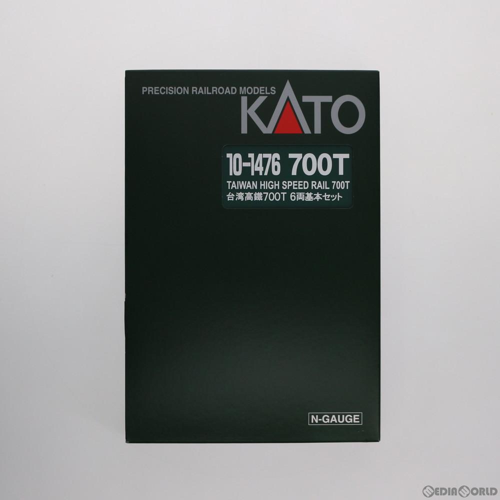 【予約安心発送】[RWM]10-1476 台湾高鐵700T 6両基本セット【特別企画品】 Nゲージ 鉄道模型 KATO(カトー)(2018年夏)