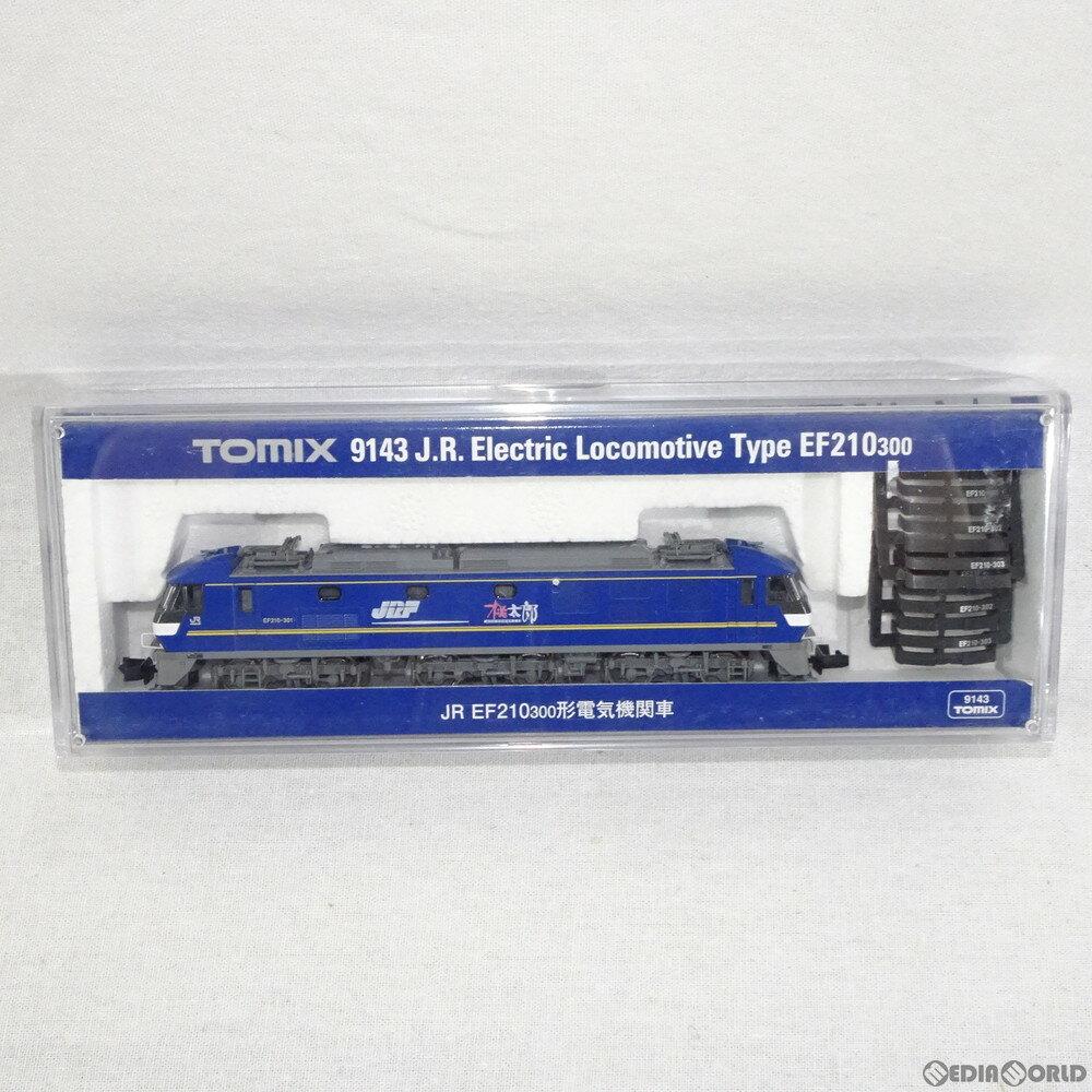 【新品】【O倉庫】[RWM](再販)9143 JR EF210-300形 電気機関車 Nゲージ 鉄道模型 TOMIX(トミックス)(20181020)