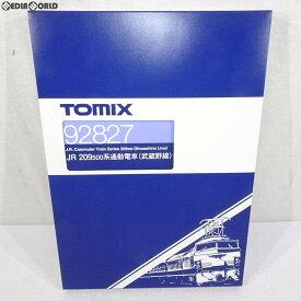 【中古】[RWM]92827 JR 209-500系通勤電車(武蔵野線)セット 8両セット Nゲージ 鉄道模型 TOMIX(トミックス)(20110630)