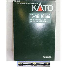 【中古】[RWM]10-466 165系 「なのはな」 6両セット Nゲージ 鉄道模型 KATO(カトー)(20030927)