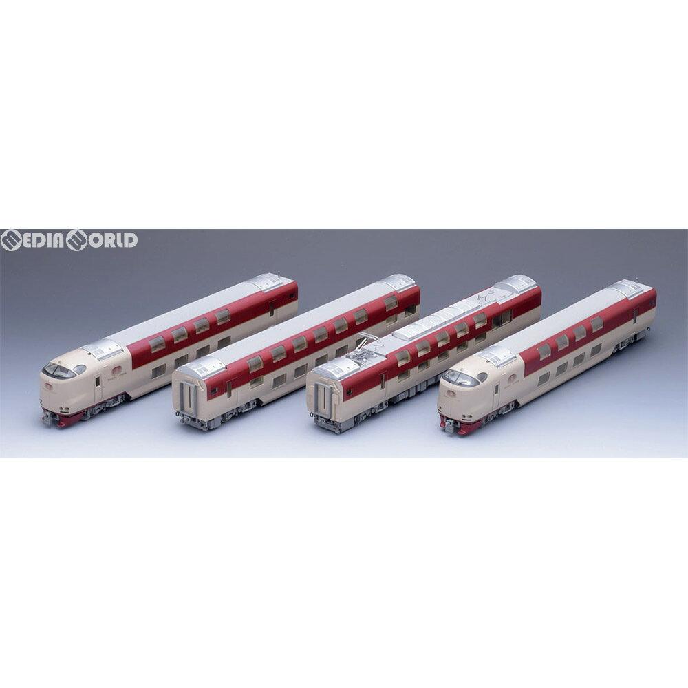 【予約安心発送】[RWM](再販)HO-9002 JR 285系特急寝台電車(サンライズエクスプレス)基本セットB(4両) HOゲージ 鉄道模型 TOMIX(トミックス)(2019年2月)