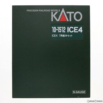[RWM]10-1512 ICE4 7辆基本安排N测量仪器铁道模型KATO(加图)(2019年5月)
