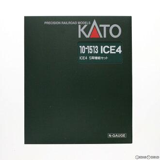 [RWM]10-1513 ICE4 5辆加挂车厢安排N测量仪器铁道模型KATO(加图)(2019年5月)