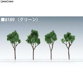 【新品】【O倉庫】[RWM]8189 照葉樹(グリーン・4本セット) Nゲージ 鉄道模型 TOMIX(トミックス)(20181228)