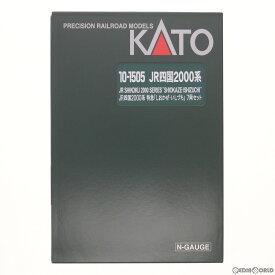 【新品】【お取り寄せ】[RWM]10-1505 特別企画品 JR四国2000系 特急「しおかぜ・いしづち」 7両セット Nゲージ 鉄道模型 KATO(カトー)(20190802)
