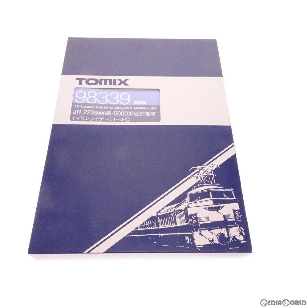 【予約安心発送】[RWM]98339 JR 223-5000系・5000系近郊電車(マリンライナー)セットC(5両) Nゲージ 鉄道模型 TOMIX(トミックス)(2019年8月)