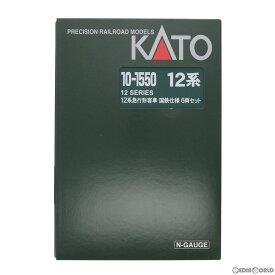 【新品】【O倉庫】[RWM]10-1550 12系急行形客車 国鉄仕様 6両セット Nゲージ 鉄道模型 KATO(カトー)(20190831)