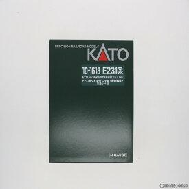 【新品】【お取り寄せ】[RWM]10-1618 特別企画品 E231系500番台 山手線 最終編成 11両セット(動力付き) Nゲージ 鉄道模型 KATO(カトー)(20200627)