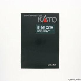 【中古】[RWM]10-170 221系 直流近郊形電車 6両基本セット Nゲージ 鉄道模型 KATO(カトー)(20040930)