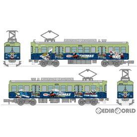 【新品】【お取り寄せ】[RWM]262237 鉄道コレクション(鉄コレ) 京阪電車大津線700形 きかんしゃトーマス号2015 2両セット(動力無し) Nゲージ 鉄道模型 TOMYTEC(トミーテック)(20160214)