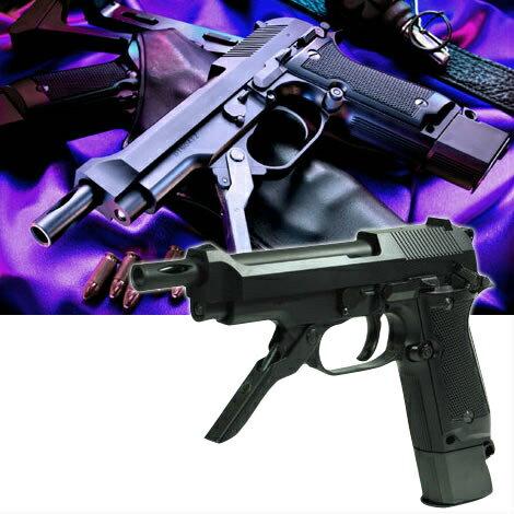 【新品即納】[MIL]KSC ガスブローバック M93R-C(2nd) ABS (18歳以上専用)(20040731)