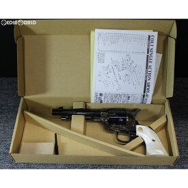 【新品即納】[MIL]ハートフォード(HWS) 発火モデルガン 完成品 コルトSAA.45 メッキケースハードン・カスタム アーティラリー 5 1/2インチ マニアック100(20190615)