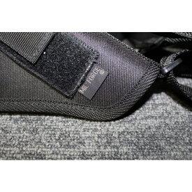 【中古】[MIL]MIL-FORCE(ミルフォース) ナイロンショルダーホルスター Sサイズ BK(ブラック/黒)(20090228)