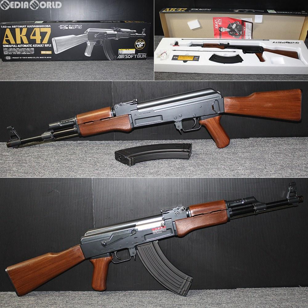 【中古】[MIL]東京マルイ スタンダード電動ガン AK47 (18歳以上専用)(19940608)