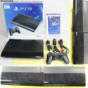 【中古】[訳あり][本体][PS3]プレイステーション3 PlayStation3 HDD500GB チャコール・ブラック(CECH-4300C)(201408...