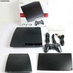 【中古】[訳あり][本体][PS3]プレイステーション3PlayStation3HDD120GBチャコール・ブラック(CECH-2000A)(20090903)