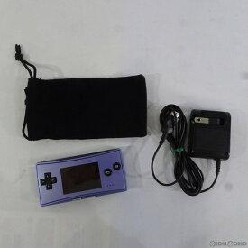 【中古】【訳あり】[本体][GBA]ゲームボーイミクロ GAMEBOY micro ブルー(OXY-S-DA)(20050913)