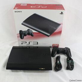 【中古】【訳あり】[本体][PS3]プレイステーション3 PlayStation3 HDD250GB チャコール・ブラック(CECH-4200B)(20130907)