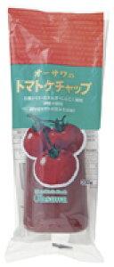 オーサワのトマトケチャップ(有機トマト使用) 300g(9270)