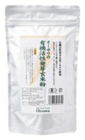 オーサワの有機活性発芽玄米粉