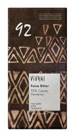 【オーサワジャパン】ViVANI オーガニック エキストラダークチョコレート 92%80g(6379)