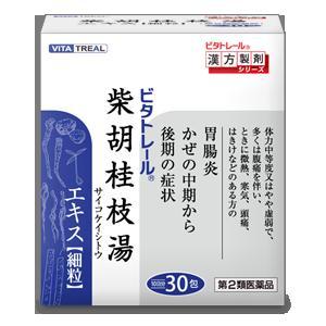 【第2類医薬品】ビタトレール 柴胡桂枝湯 エキス細粒 30包【RCP】