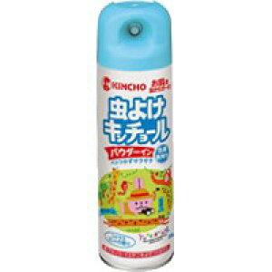 金鳥 虫よけキンチョール パウダーイン シトラスミントの香り200mL 【RCP】