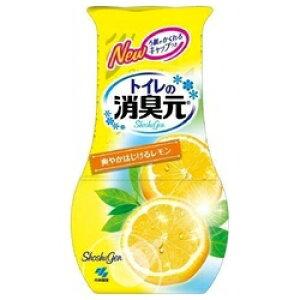 【小林製薬】トイレの消臭元 爽やかはじけるレモン 400ml 【お取り寄せ商品】【RCP】【10P03Dec16】