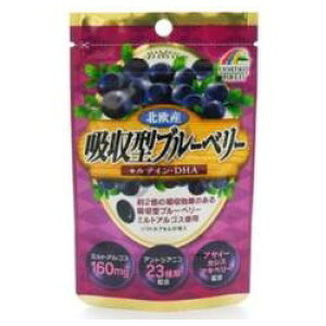 【ユニマットリケン】吸収型ブルーベリー 31粒 ※お取り寄せ商品【RCP】【10P03Dec16】