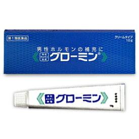 【第1類医薬品】【毎日ポイント2倍】【大東製薬】男性ホルモン軟膏 グローミン 10g×5個セット (性機能改善)※お取り寄せになる場合もございます【RCP】