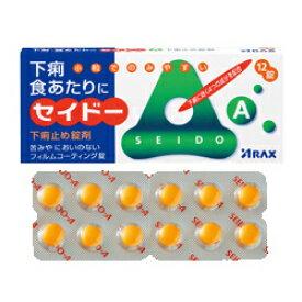 【第2類医薬品】【アラクス】セイドーA 12錠 ☆☆※お取り寄せになる場合もございます【RCP】【10P03Dec16】